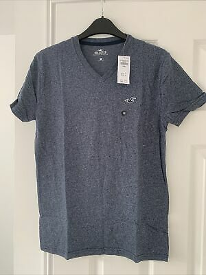 Mens/Teenage Boys Hollister T-Shirt - Size XS - Brand New With Tags • 9.99£