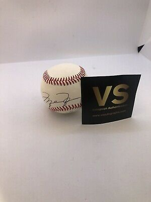AU871.87 • Buy Michael Jordan Signed Baseball Autographed COA Chicago Bulls Authentic
