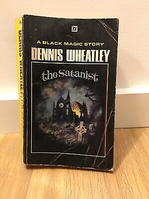 The Satanist - Dennis Wheatley Paperback • 3.99£