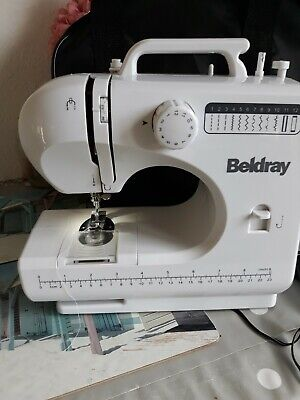 Beldray 12 Stitch Sewing Machine • 65£
