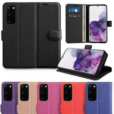 $ CDN6.84 • Buy Case For Samsung Galaxy S20 FE Ultra S21 S10 Cover Flip Wallet Leather Magnetic