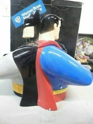 Superman & Batman Cookie Jar • 57.89£