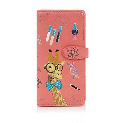 Shagwear Young Ladies Wallet, Large Purse: Various Colors And Designs: Science • 17.81£