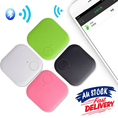 GPS Locator Wallet Keys Alarm Tracker Trackr Realtime Pets Finder Kids Car • 3.58£