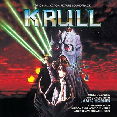 Krull - 2 X CD Complete Score - Limited 2000 - James Horner • 34.95£