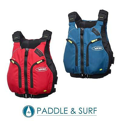 Yak Xipe 60N Buoyancy Aid PFD Watersports Canoe Kayak Dinghy • 78.95£
