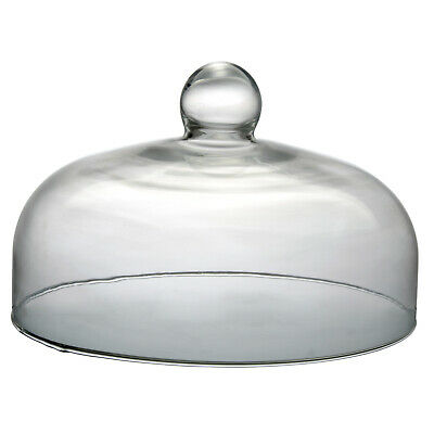£24.95 • Buy BIA Round Glass Dome | Cake Dome | Cake Cover