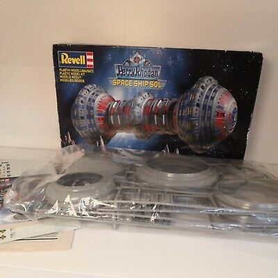 Revell Perry Rhodan Space Ship Sol 1998 Plastic Model Kit 04851. Complete In Box • 79.99£