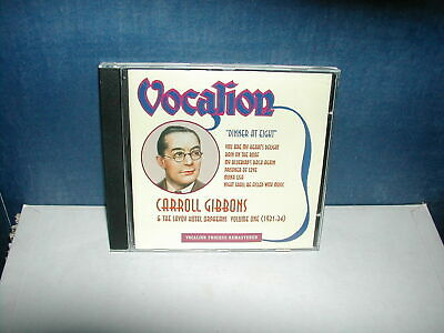 Carroll Gibbons & The Savoy Hotel Orpheans - Volume 1 1931-34: CD 2000 • 2.99£