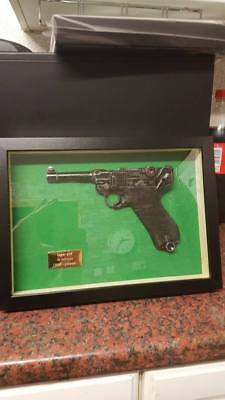Luger P08 German Army Ww1/ww2  Plaque Related Options Available • 29.94£
