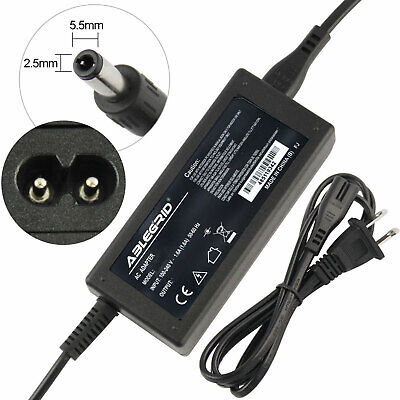 £9.42 • Buy 19V 3.42A AC Adapter For Toshiba R33030 N17908 V85 Netbook 5.5/2.5mm Charger