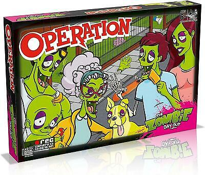 Winning Moves Zombie Operation Board Game 027434 • 19.99£