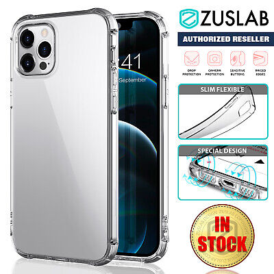 AU7.95 • Buy For Apple IPhone 12 11 Pro Max Mini XS XR 7 8 Plus SE Case Clear Soft Shockproof