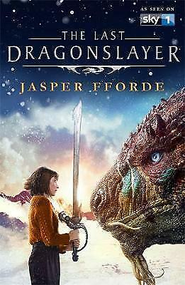 The Last Dragonslayer: Last Dragonslayer Book 1, Jasper Fforde, New Book • 4.90£