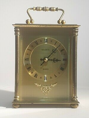 Vintage H.Samuel Carriage Clock - Working Order Restoration - See Description • 3£
