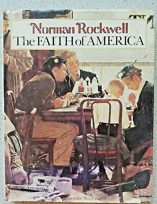 $ CDN6.64 • Buy 1980 NORMAN ROCKWELL The Faith Of America By Fred Bauer ~ 1st Ed. Hardcover Book