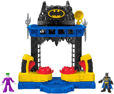 Imaginext FKW12 Battle Bat Cave With Batman And Joker Figures And 4 Additional 3 • 38.50£