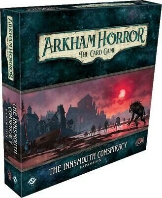£26.99 • Buy Arkham Horror The Card Game Deluxe Expansion The Innsmouth Conspiracy