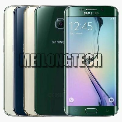 $ CDN124.82 • Buy Samsung Galaxy S6 Edge G925 32GB Factory GSM Unlocked Android 4G LTE Smartphone