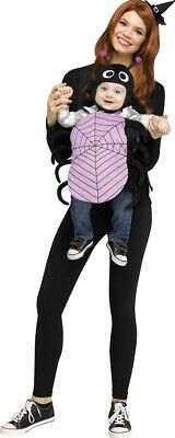 $23.95 • Buy Spider Cute Little Baby Carrier Cover Toddler Halloween Costume