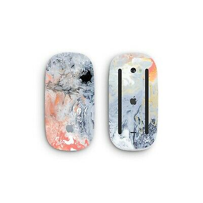 MARBLE FIRE STONE Skin For Apple Magic Mouse 1 2 Wrap Cover Decals Stickers • 6.95£