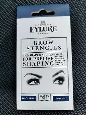 Eyelure London Brow Stencils Eyebrow Stencil Kit For Precise Shaping  • 3.45£