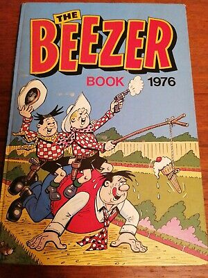 The Beezer Book 1976 Very Good Condition - Unclipped • 0.99£