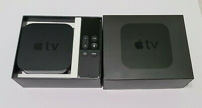 AU139.75 • Buy Apple TV 4th Generation 32GB MGY52HB/A Model A1625 Black