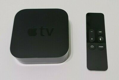 AU166.06 • Buy Apple TV 4th Generation 64GB MLNC2HB/A Model A1625 Black