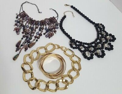 $ CDN33.31 • Buy Vintage Now Unsearched Untested Junk Drawer Jewelry Lot Estate All Wear L341