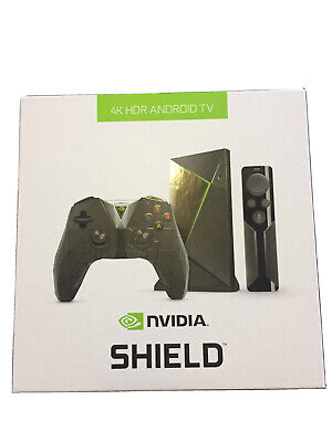 $ CDN299.99 • Buy NVIDIA SHIELD 16 GB 4K HDR Android TV 2017 Remote Game Controller BEST OFFER