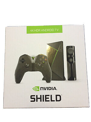 $ CDN299.99 • Buy NVIDIA SHIELD 16 GB 4K HDR Android TV Remote Game Controller SEND BEST OFFER