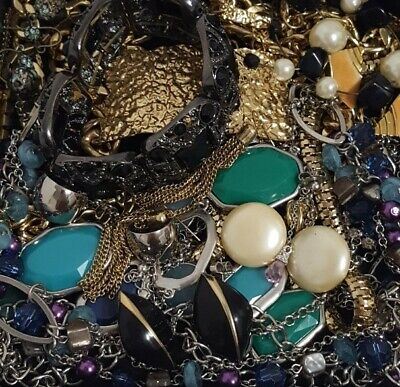 $ CDN31.09 • Buy Vintage Now Unsearched Untested Junk Drawer Jewelry Lot Estate All Wear L344