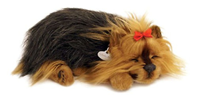 Perfect Petzzz Yorkshire Terrier The Original Breathing Pet Puppy New Huggable • 35.81£
