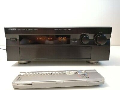 Yamaha Dsp-a2 7.1 Av Amplifier Dd Dts Stereo Cinema Very Good Condition Remote • 149£