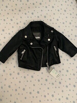 Baby Leather Jackets 0-3 Months  • 5.50£