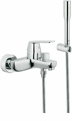 GROHE 32832000 | Eurosmart Cosmopolitan Single-Lever Bath/Shower Mixer Set • 48.95£