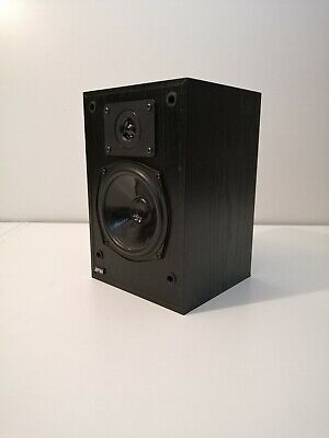 Jpw Mini Monitor Stereo Cinema One Speaker Black Bass Driver Faulty Spares And R • 14.99£
