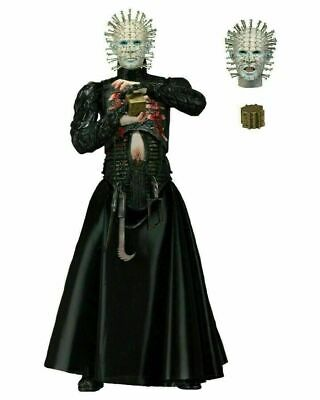 NECA 7  Hellraiser Ultimate Pinhead - Action Figure - Official NEW BOXED • 37.99£