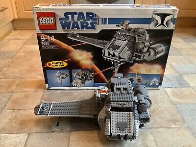 LEGO Star Wars The Twilight Set (7680) With All Figures, Box And Instructions. • 20£
