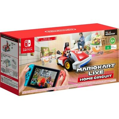 AU109 • Buy Mario Kart Live: Home Circuit - Mario Set