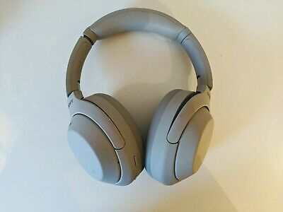 Sony WH-1000XM4 Wireless Over-the-Ear Headphones - Silver • 185£