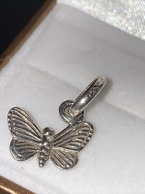 Genuine Links Of London Butterfly Charm • 12£