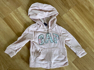 Baby Gap Pink Hoody, Size 12-18 Months • 0.99£