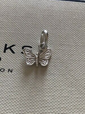 Genuine Links Of London Butterfly Charm • 10£