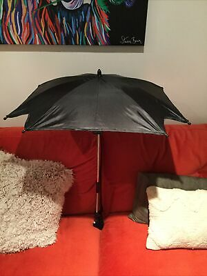 AU14.74 • Buy Pram Baby Umbrella Parasol Sunshade For Stroller And Pushchair +Fixing Clamp New