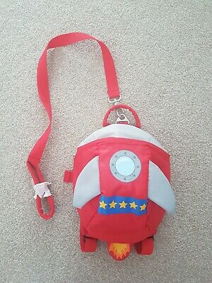Toddler Backpack Bag With Reins/ Handle • 3£
