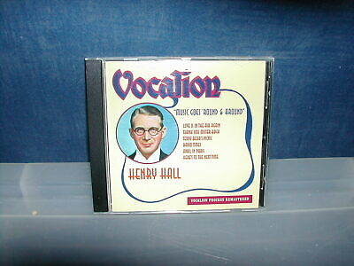 Henry Hall The Music Goes Round And Round : CD 1998 • 2.99£