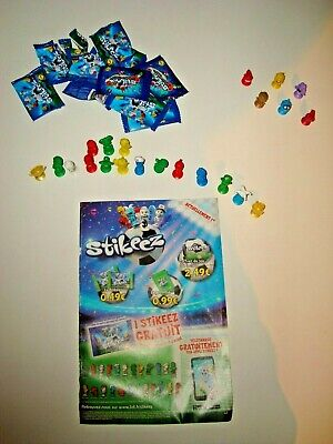 22 Lidl Stikeez Jelly Figures Collectables. OCEAN 2015, World Cup Football 2016 • 9.99£