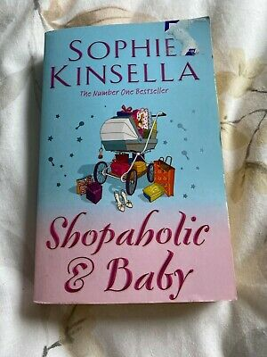 Shopaholic And Baby: (Shopaholic Book 5) By Sophie Kinsella (Paperback, 2007) • 4£